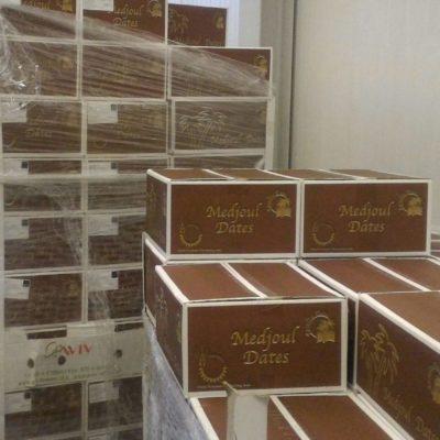 2x 5kg Organic Medjool (Medjoul) Dates Jumbo