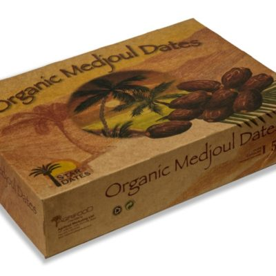 Add-on: Organic Medjool Dates Jumbo 5 kg