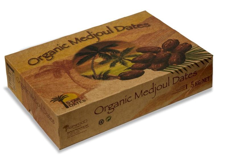 5kg Bio Medjool (Medjoul) Dadels Large